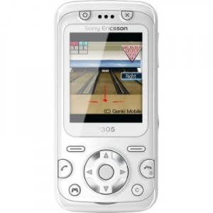 Sony Ericsson F305 Review