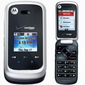 Motorola entice w766