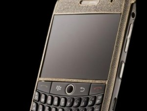 blackberry gold case