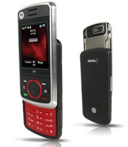 Sprint Motorola Debut i856 Phone