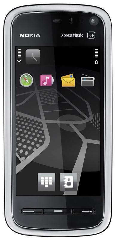 Nokia 5800 Navigation Edition Review