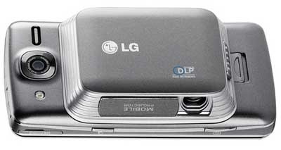 lg expo pico video projector