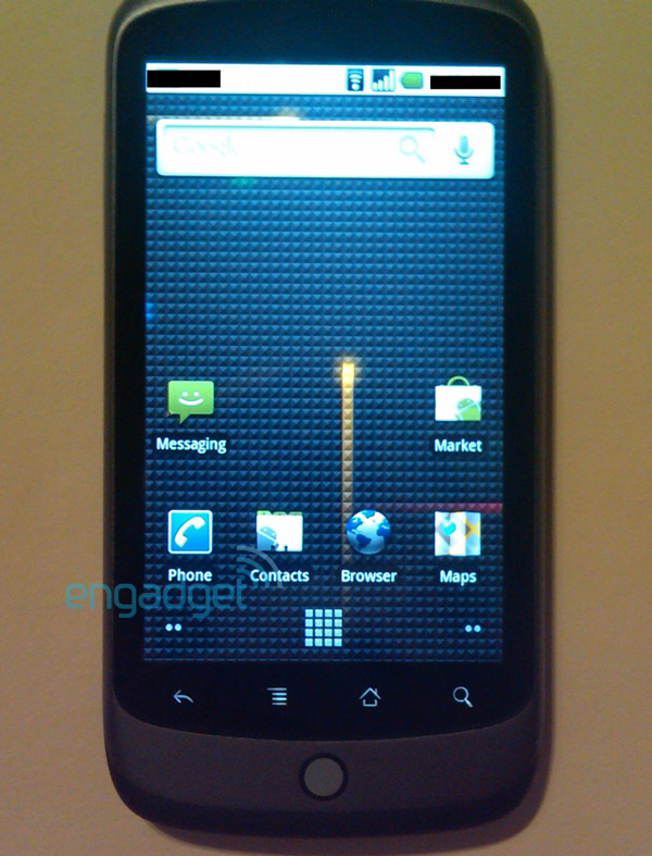 nexus one mobile phone
