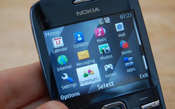 nokia c3. The Nokia C3 is a true